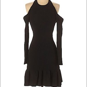 C/MEO Collective Black Dress